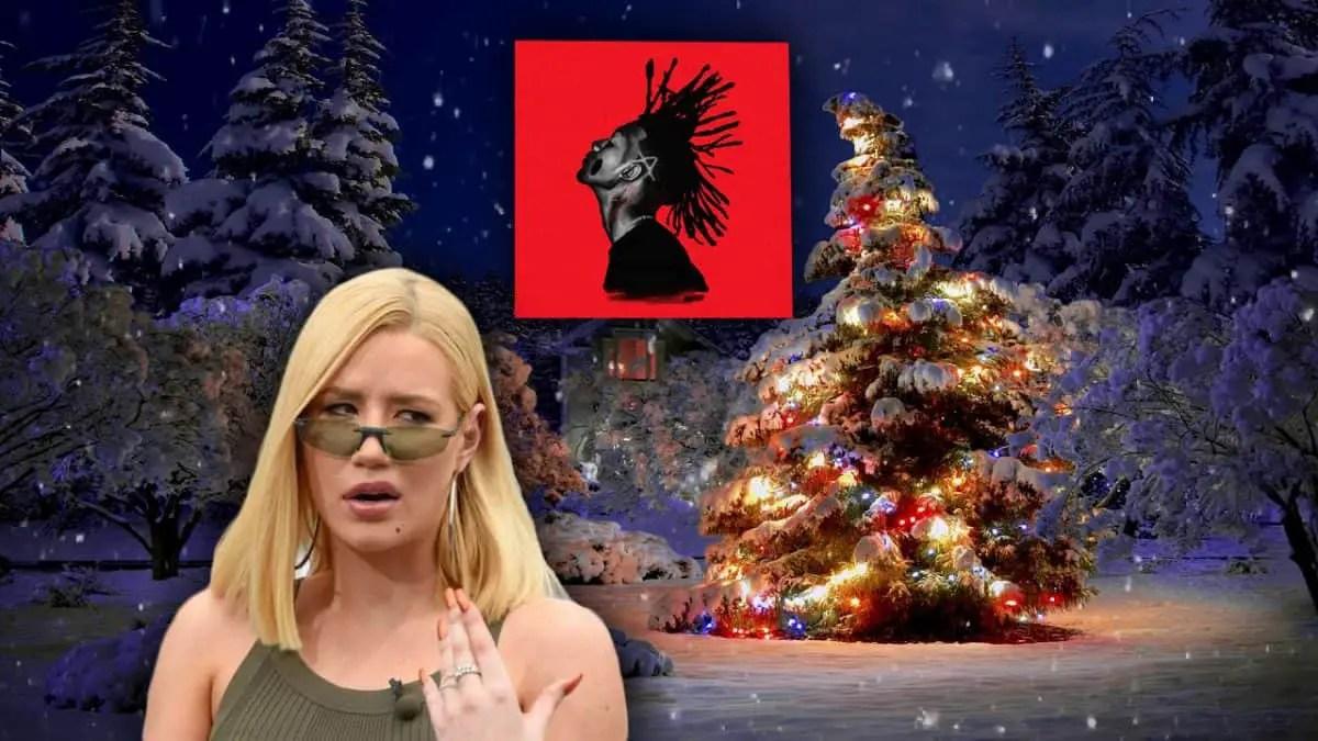 Iggy Azalea Asks Her Ex Playboi Carti Not To Spend Christmas With Son Onyx