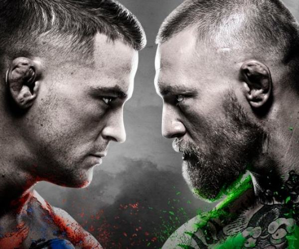 MMA UFC Live: Poirier vs McGregor Live, All The Fight And Results Of UFC 257 Online