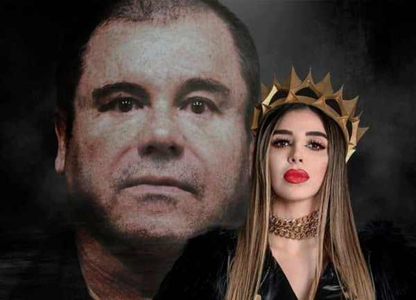 Emma Coronel, Wife Of Chapo Guzmán, Was Arrested In The US For Drug Trafficking