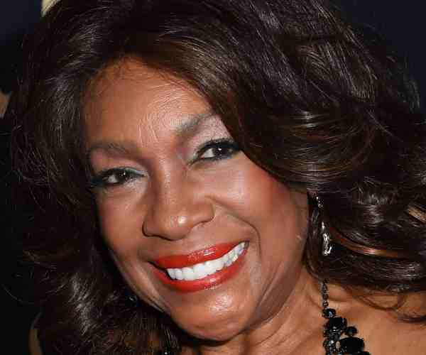 Mary Wilson, Singer And Co-founder Of The Supremes, Dies