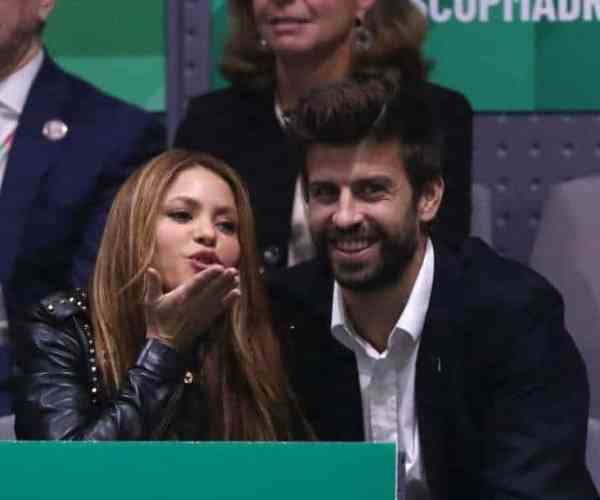 Shakira and Pique, They Celebrate Their Birthday