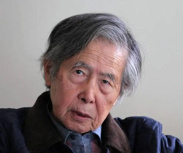 Alberto Fujimori, Hospitalized For Respiratory Problems
