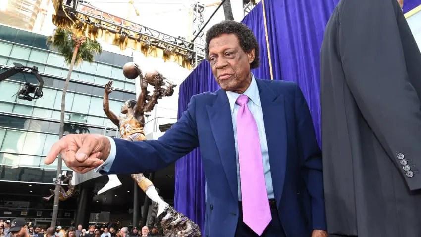 Elgin Baylor, NBA Los Angeles Lakers legend, Dies