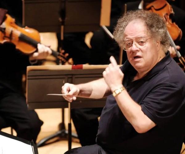 American Conductor James Levine Dies At 77
