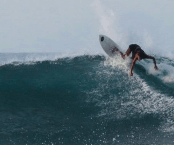 Salvadoran Surfer Katherine Díaz Dies At El Tunco Beach