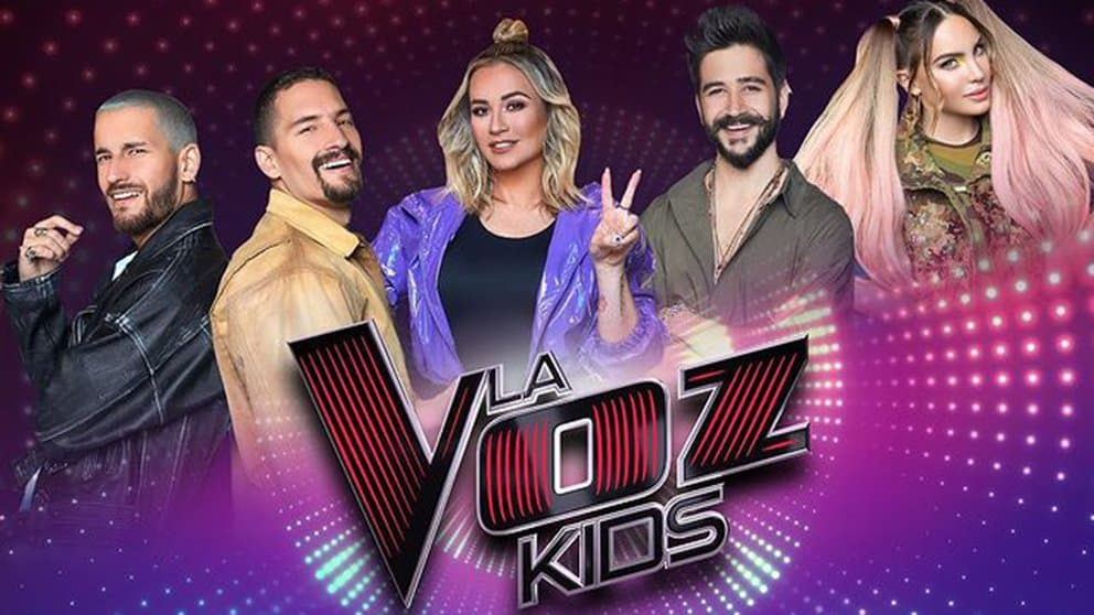 La Voz Kids 2021: At What Time And Where To See The Reality Show Premiere With Belinda And María José