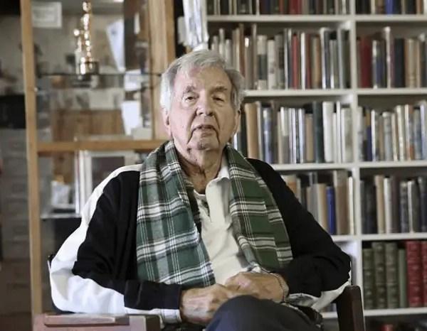 American Novelist Larry McMurtry Dies At 84