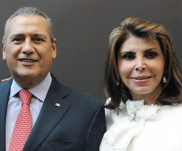 Sylvia Sánchez, Wife Of Manlio Fabio Beltrones, Dies