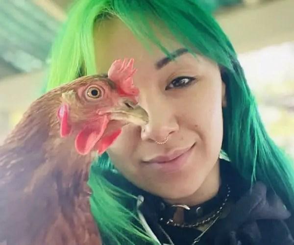Shotzi Blackheart's Chicken Dies