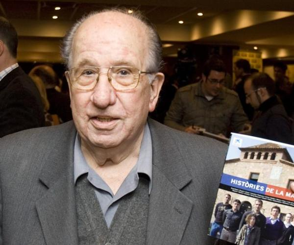 Vice President Josep Mussons Dies At 96
