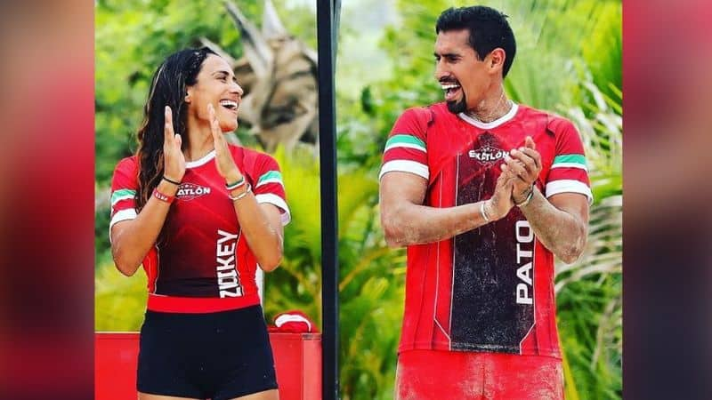 Pato Araujo And Zudikey Rodríguez Reveal That They Will Be Parents