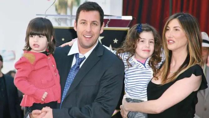 Adam Sandler Family
