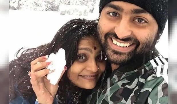 Arijit Singh wife