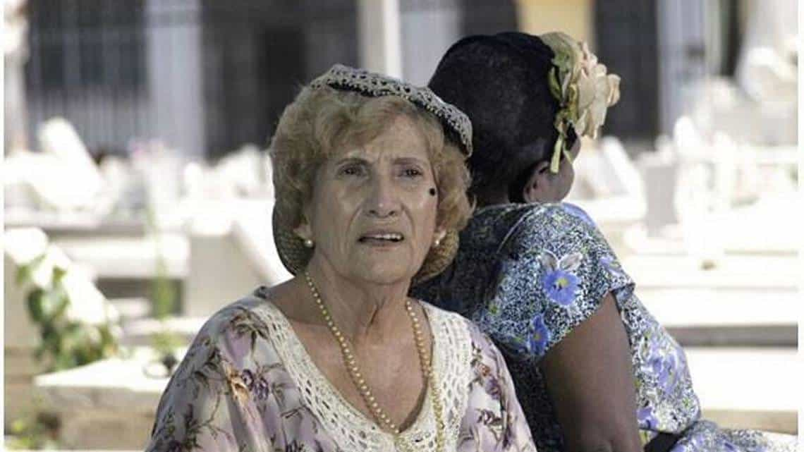 Cuban Actress Aurora Pita Dies In Havana