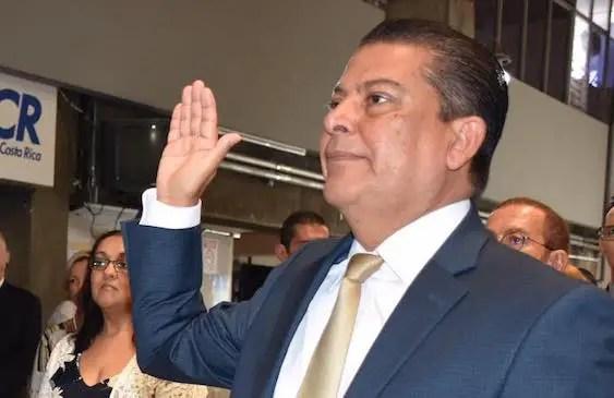 The Mayor Of Tibás, Carlos Cascante, Dies At 57