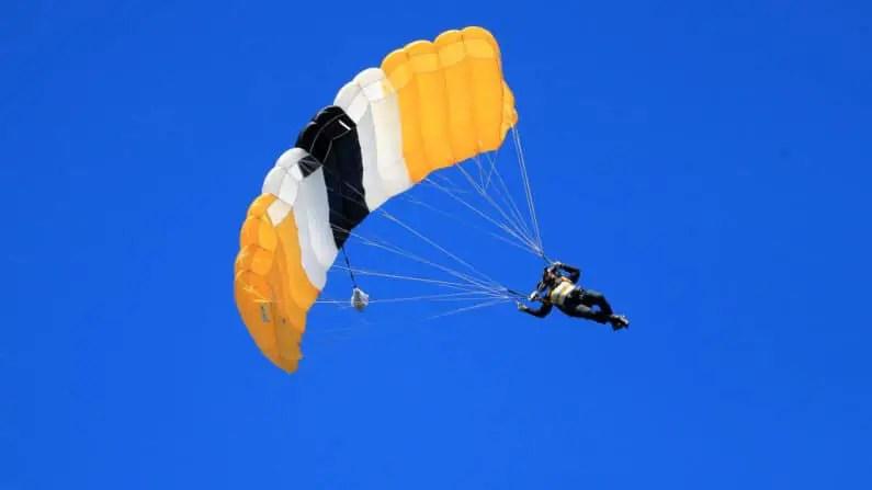 76-year-old Paratrooper Dies In Florida