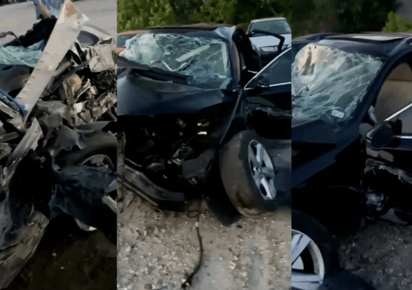 Emir Pabón Suffers A Car Accident With His Pregnant Wife