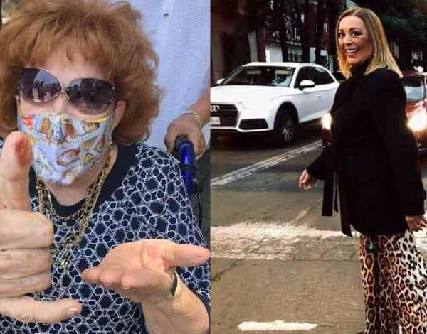 Sylvia Pasquel Denies The Death Of Silvia Pinal