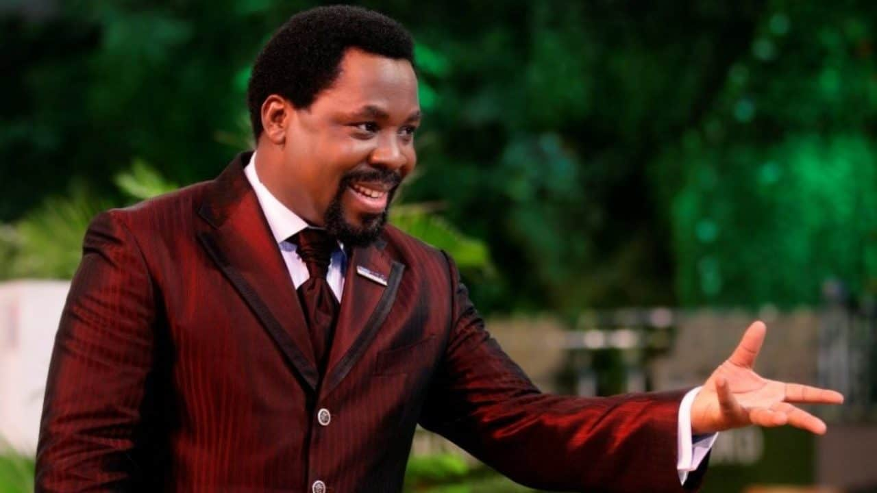 TB Joshua Net Worth At The Time Of His Death May Surprise You