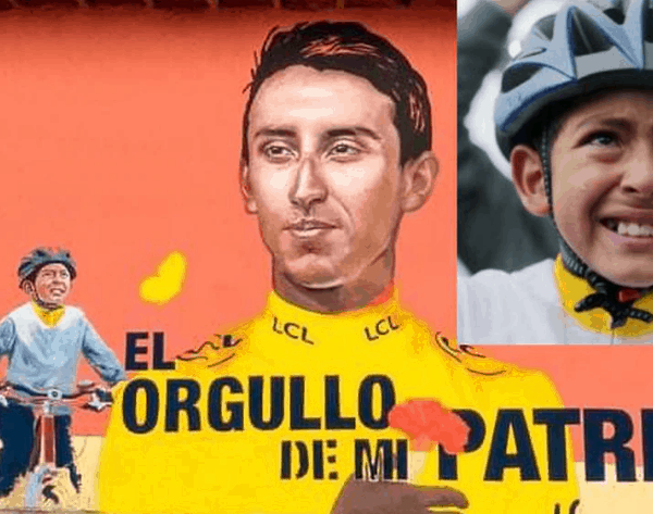 The Boy Who Cried For Egan Bernal Died