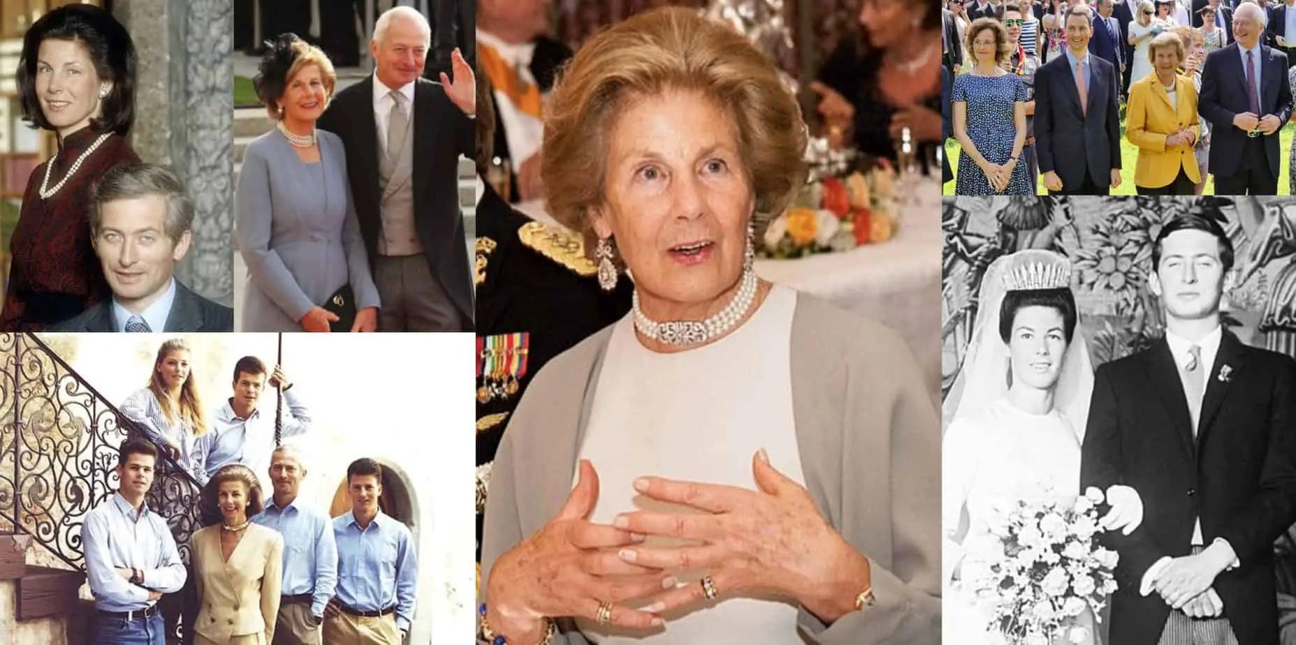 Princess Marie of Liechtenstein Dies At 81