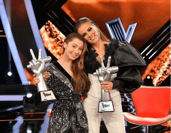 Who is Sherlyn Sánchez, The 16-year-old Winner Of La Voz Mexico 2021