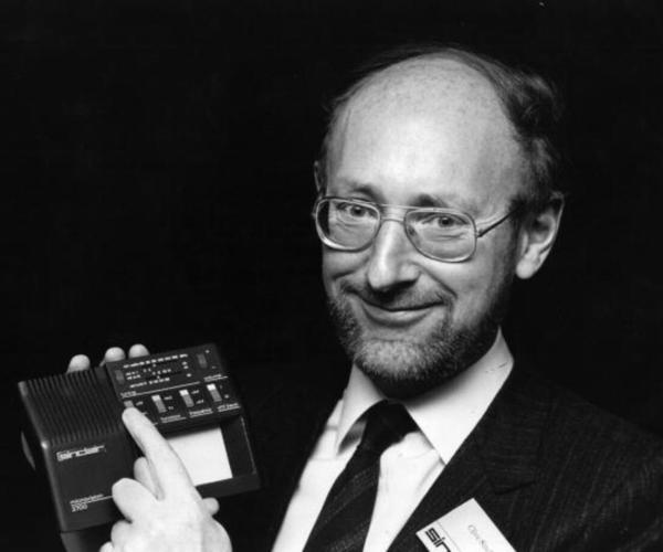 Clive Sinclair Net Worth At The Time Of His Death