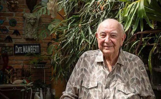 Actor Sergio Mamberti Dies In SP
