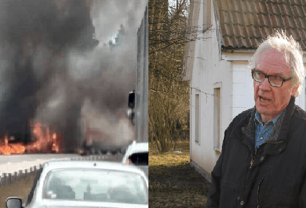 Lars Vilks, Dead In A Car Crash: Everything You Need To Know