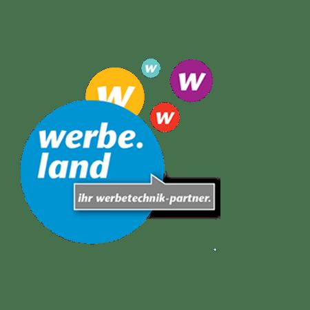 werbe.land – werbetechnik shop