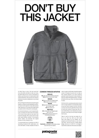 Image - Padagonia - Long copy ad