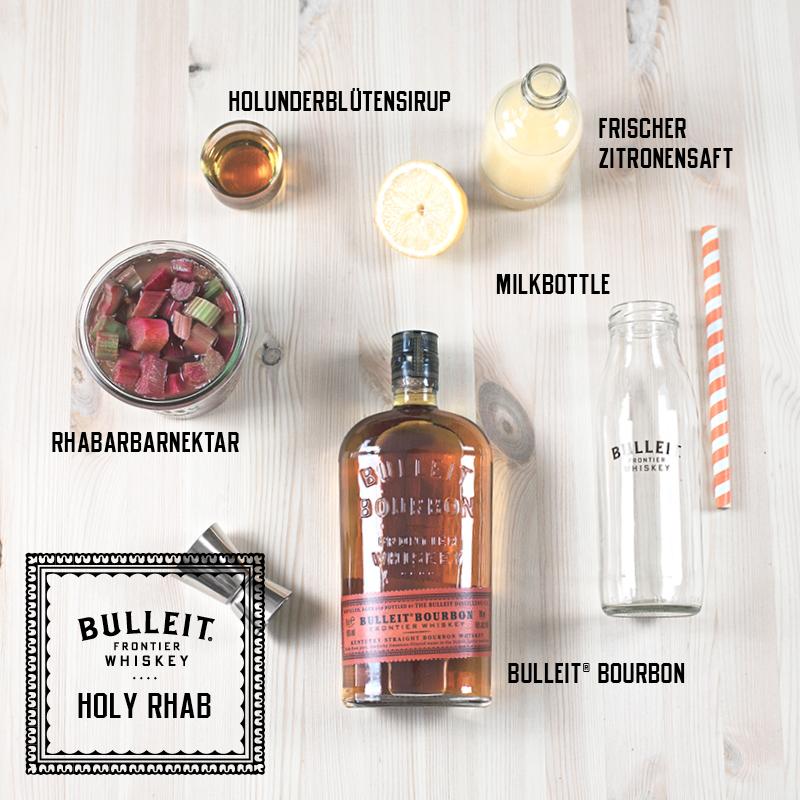 Bulleit – ein verloren geglaubter Whiskey auf der WERDERclassics