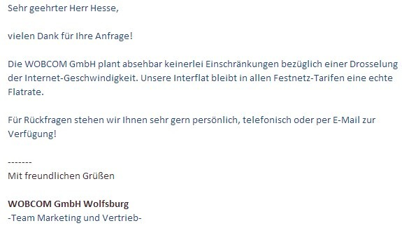 WOBCOM GmbH Wolfsburg