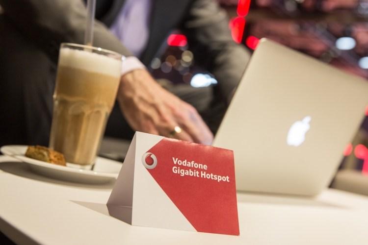 Deutschlands schnellstes WLAN: Berlin bekommt Gigabit-Hotspots. obs/Vodafone GmbH
