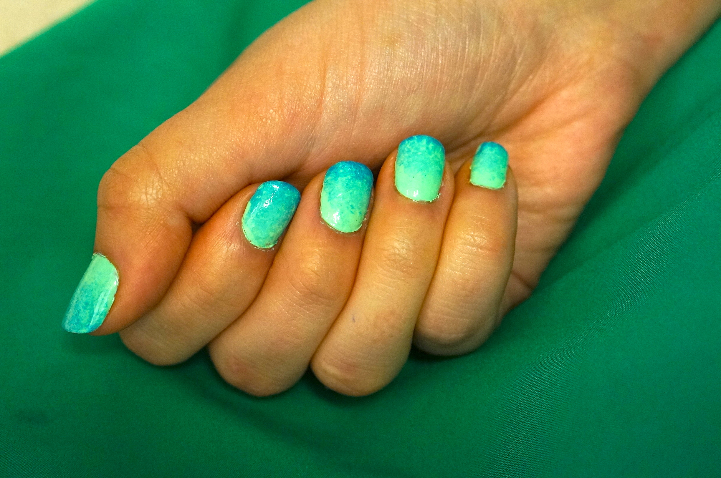 How To Do Ombre Nails We Re Calling Shenanigans