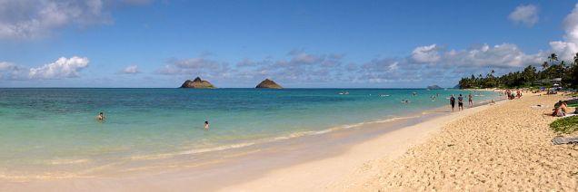 Lanikai_beach,_Oahu_Hawaii by Vlachos