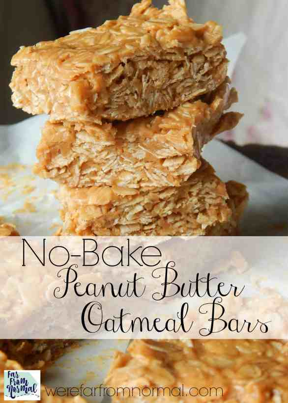 This is such a simple recipe, you probably have all the ingredients in your pantry right now! Great for an afterschool snack or even breakfast!