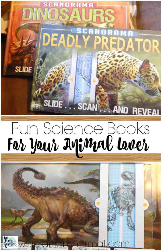 Fun Science Books for Your Animal Lover