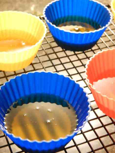 how to make wax tarts
