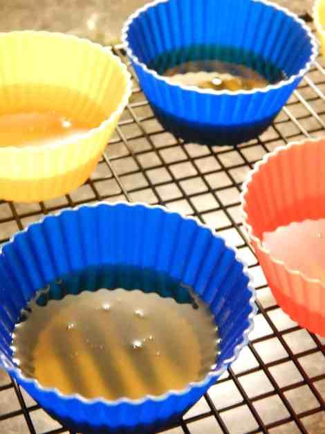 how to make wax tarts