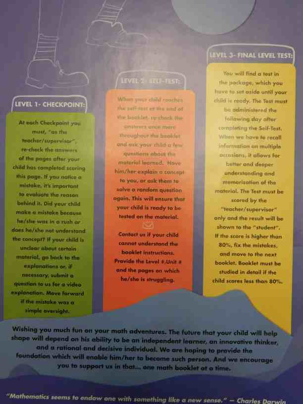 homeschool math discovery learning