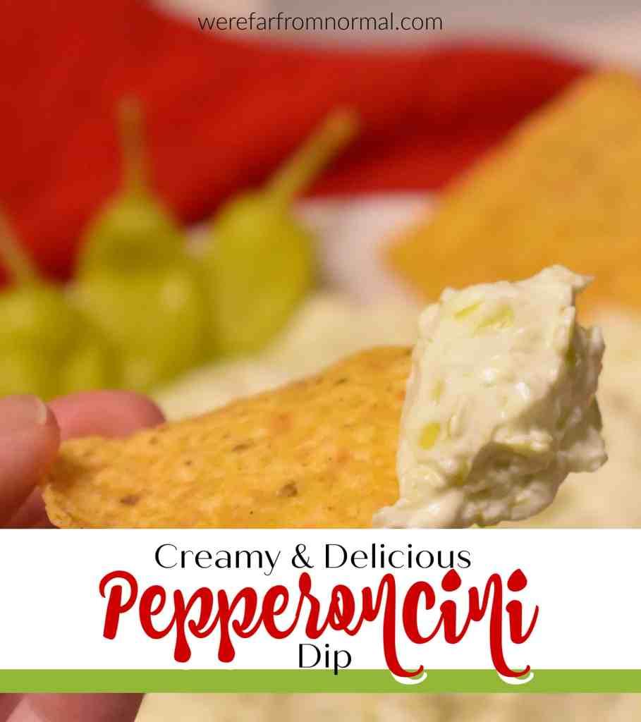 creamy pepperoncini dip