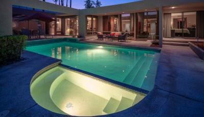 2400 S Caliente Drive  Palm Springs CA 3D Model
