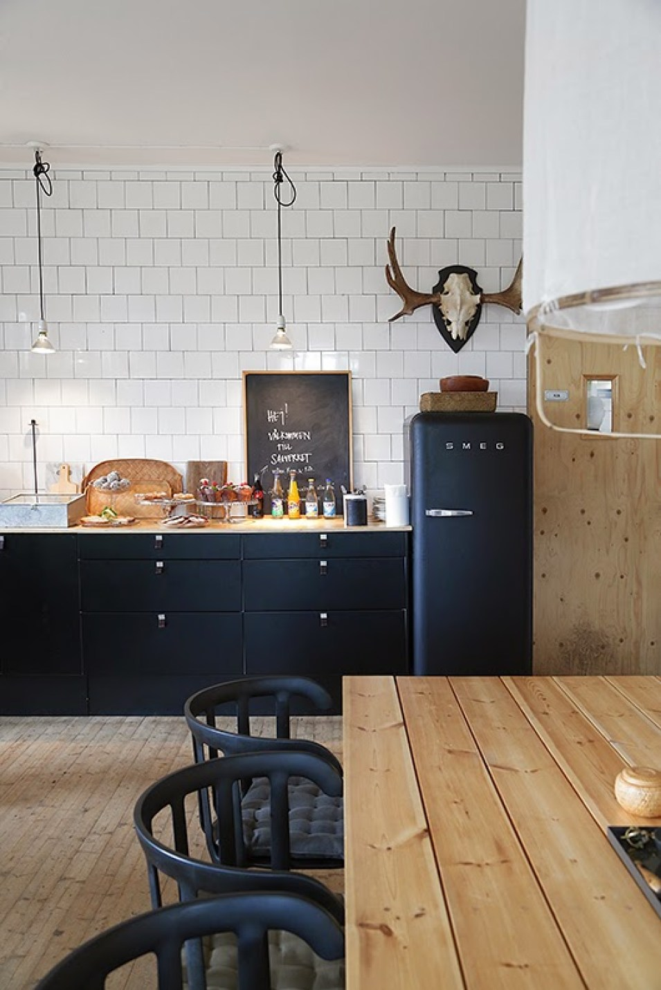 Interieur clean scandinavisch design