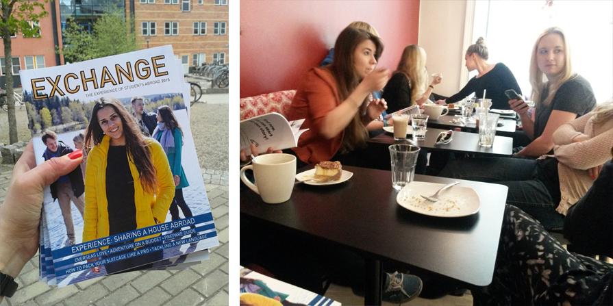 Magazine en Fika