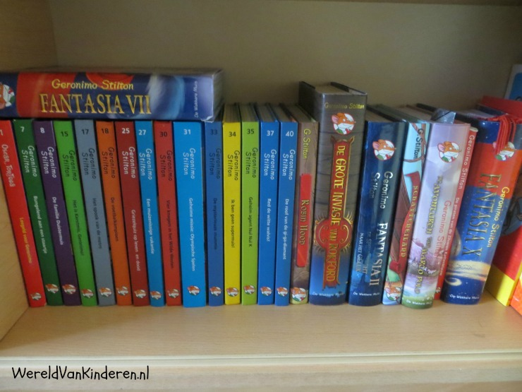 Geronimo Stilton (1)