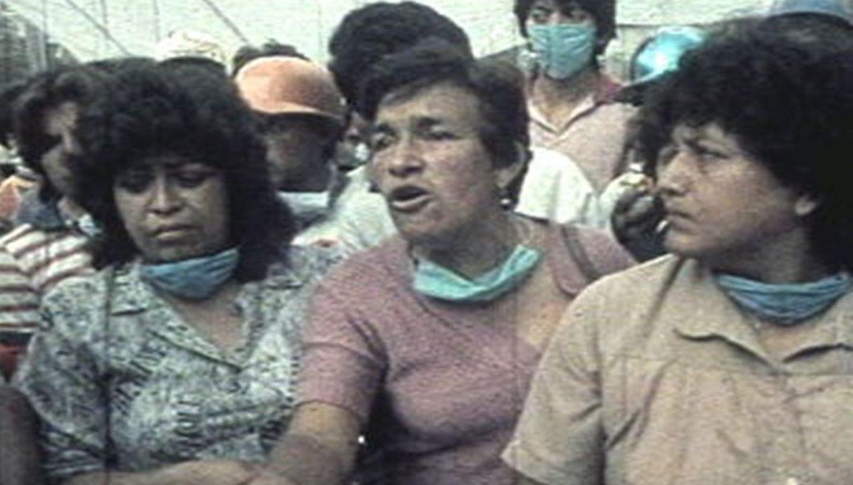 Para seguir temblando: Las Costureras 1985-2017