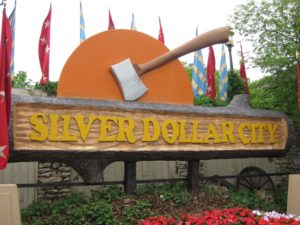 Silver Dollar City - Main Entrance