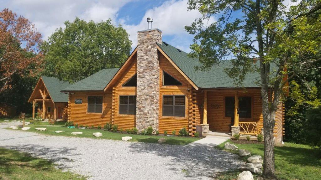The Cherokee Cabin