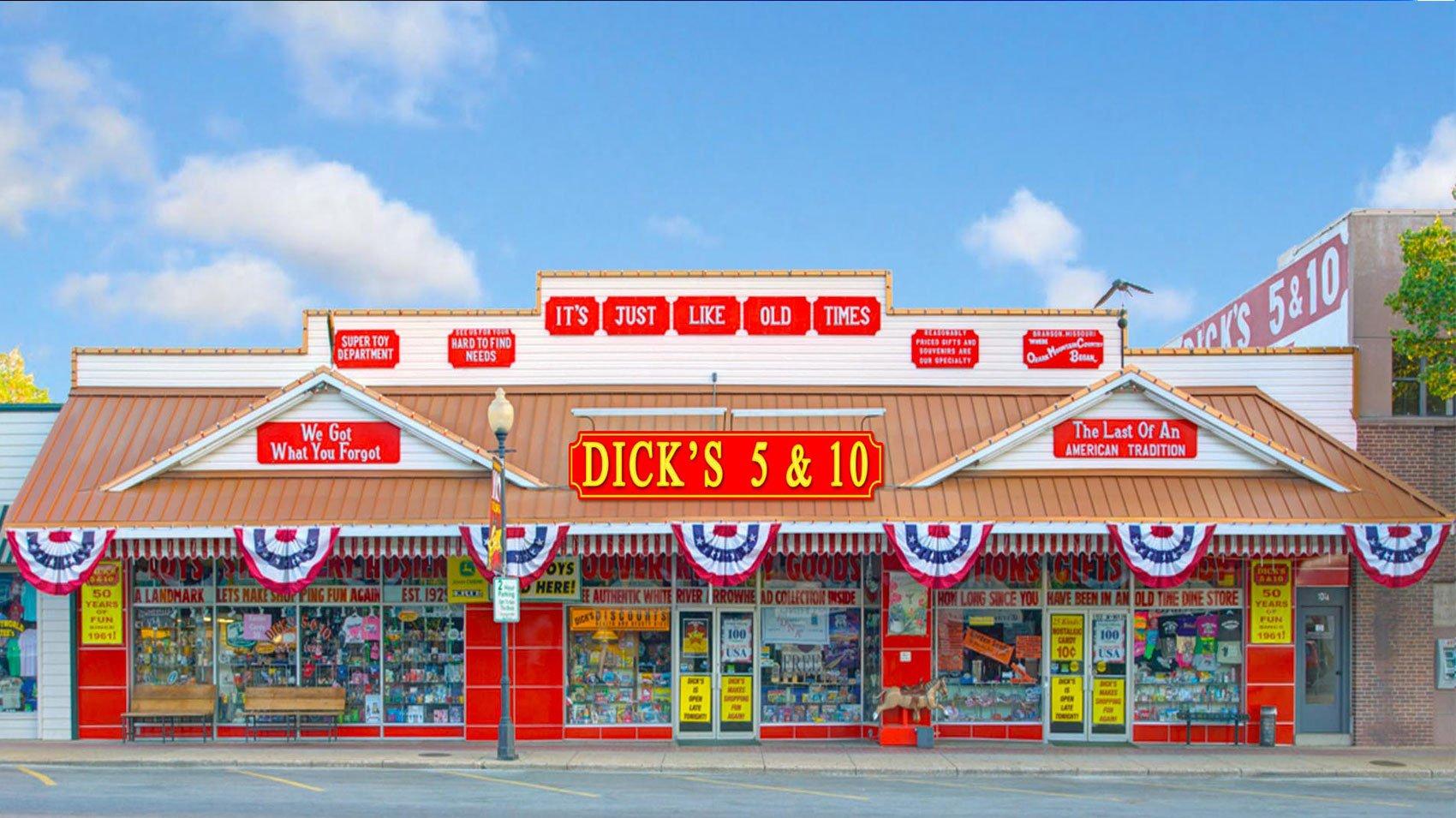 Dicks 5 & 10